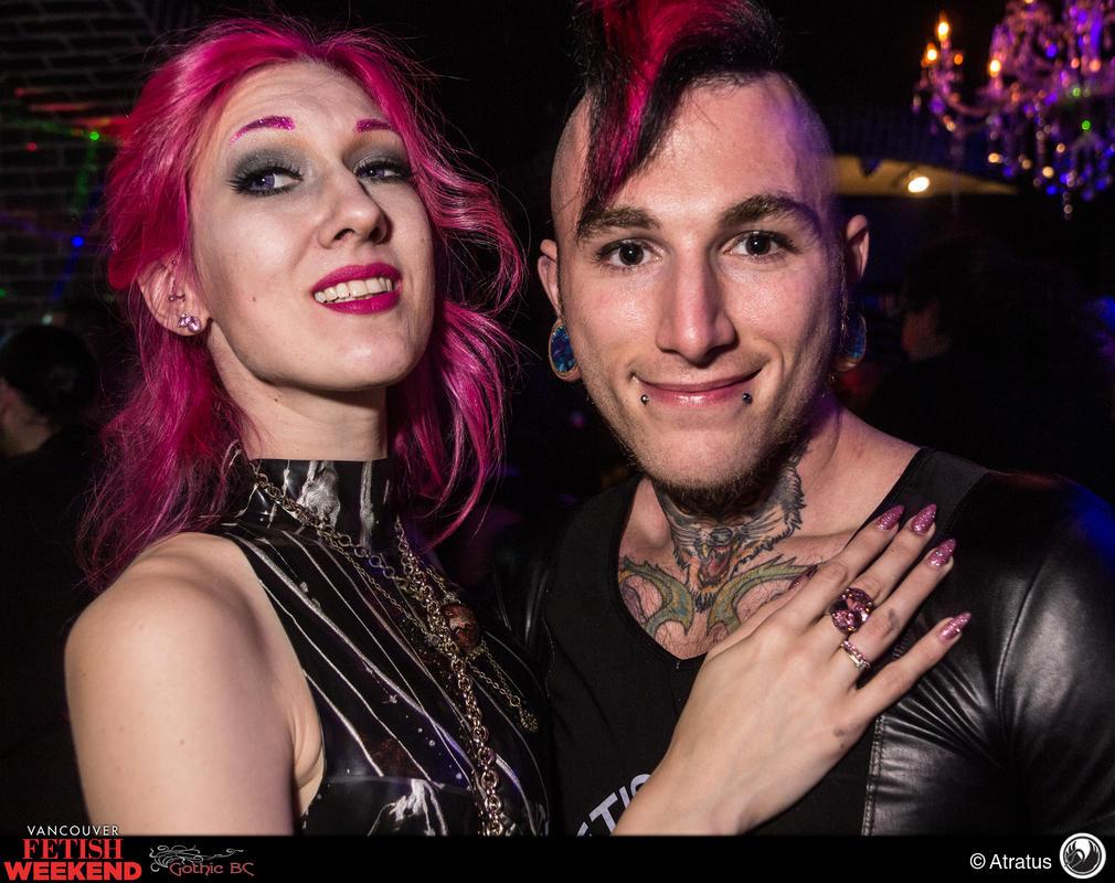 Fetish club vancouver
