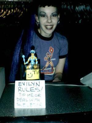 DJ Epine's Birthday at Labyrinth, April 3, 2001
