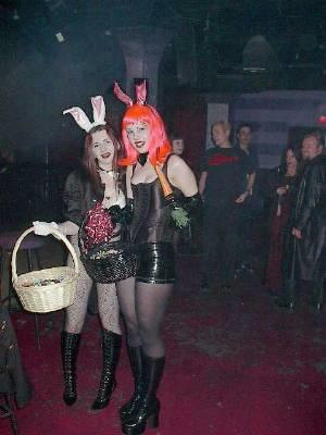 Easter, not to mention Lady Maleficent's and Mel's birthday.