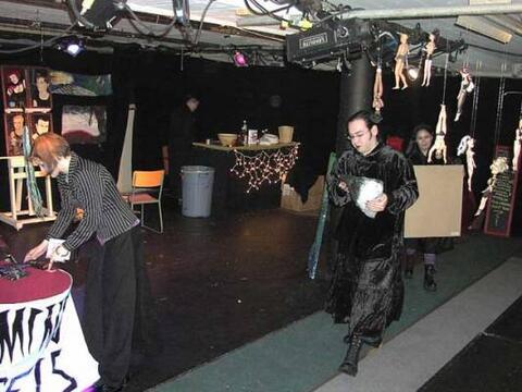 The Cavern, December 12, 2001