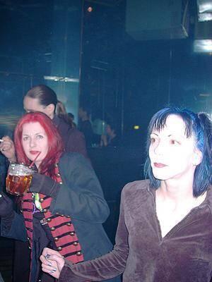 April 4th, 2002 at Luvafair