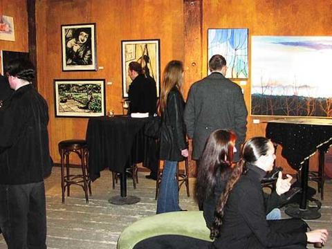 Gothic Art Show III